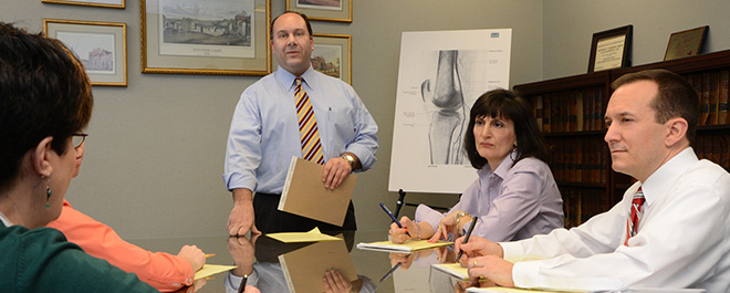 Contact a personal injury lawyer in Saugerties, Albany, Gloversville!